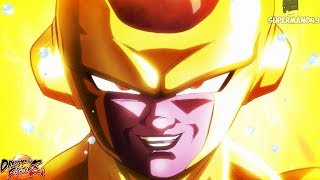 The Ultimate Power OF Golden Frieza - Dragon Ball FighterZ