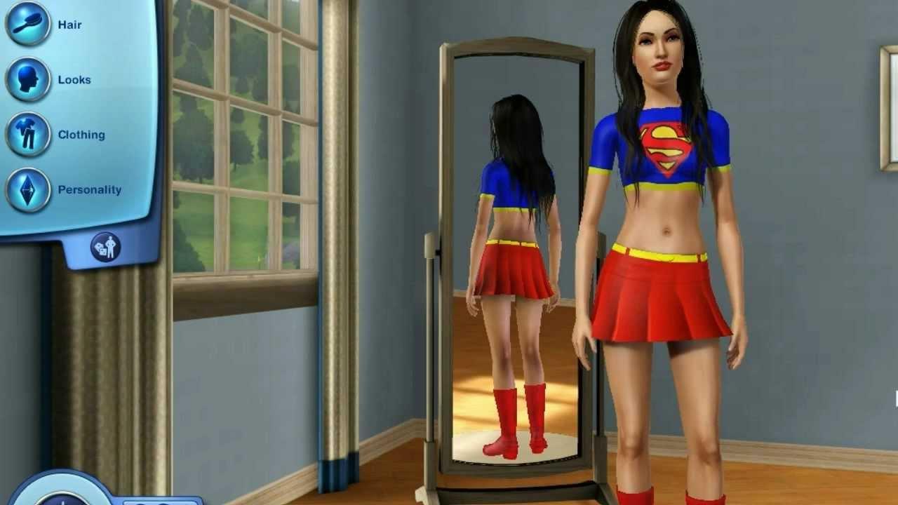 jusreign and superwoman dating sim