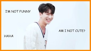 iKON Yunhyeong Try Not to Laugh Challenge