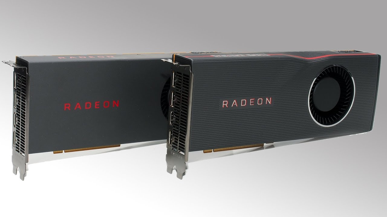 Amd Radeon Rx 5700 Xt And Rx 5700 Review 7nm Navi Debuts Hothardware