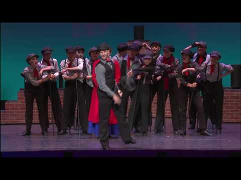 The Blumey Awards 2016 - Ardrey Kell High School: Mary Poppins