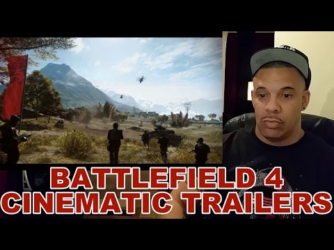 Battlefield 4 Cinematic Trailers Review