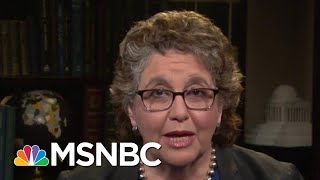 FEC Chair Delivers Stinging Rebuke Of Trump Call For Foreign Election Interference | All In | MSNBC