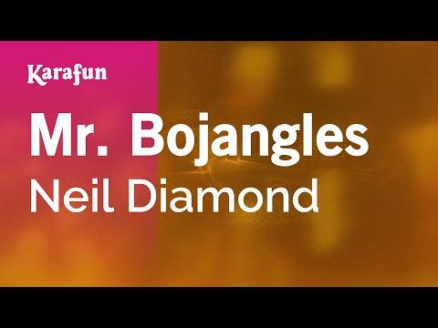 Karaoke Mr. Bojangles - Neil Diamond *