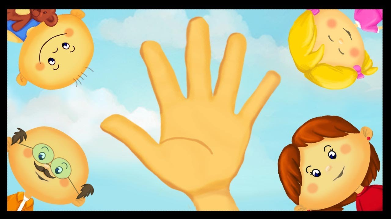 Pourquoi dessin animé 4 doigts