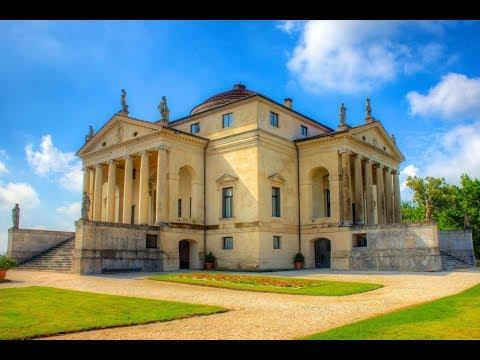 Places to see in ( Vicenza - Italy ) Villa Almerico Capra detta La Rotonda