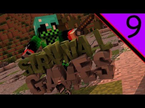 Minecraft Survival Games [9]: Cum sa fii pussy pe SG!