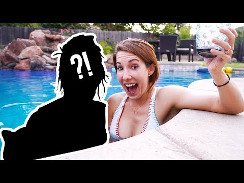 Staying in a House with 8 GIRLS?! - Surprise Guests Revealed!