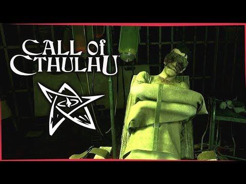 ПСИХИАТРИЧЕСКАЯ БОЛЬНИЦА ►Call of Cthulhu #5
