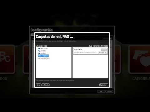 Zappiti con windows 8, importar peliculas.mp4
