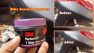 Bike Scratch Remover Polish | Bike Tank Scratch Remover.
