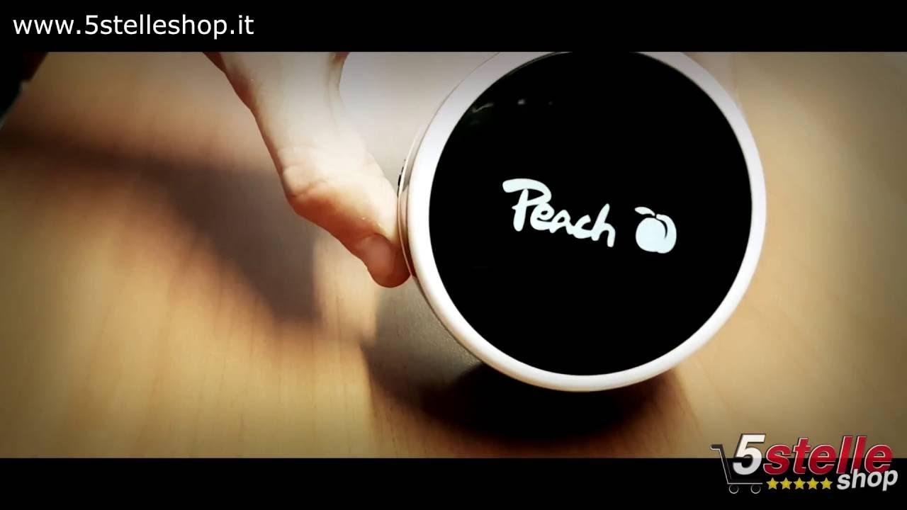 Wonderful Mini Aspirapolvere/Aspirabriciole Portatile A Batterie   Mini Table Vacuum  Cleaner Peach PA105   YouTube