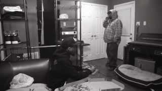 "Studio Session: Curren$y Recording For ""New Jet City"" Mixtape"