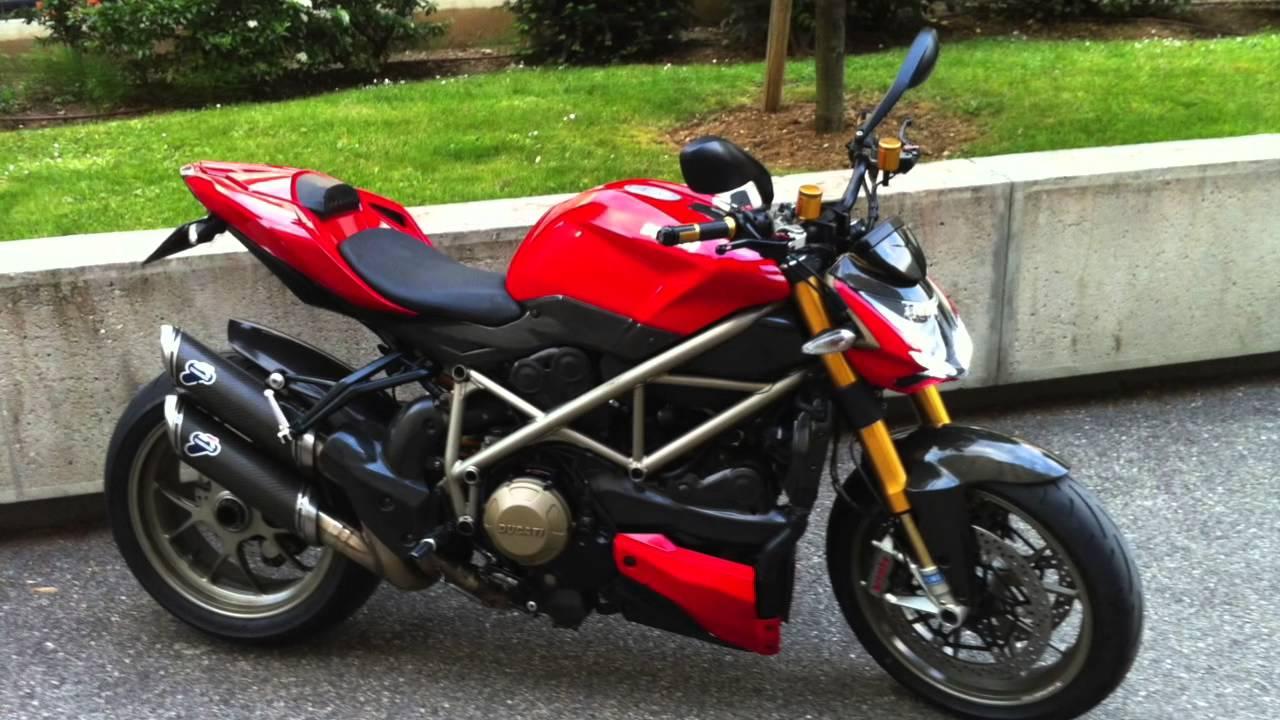 Ducati Streetfighter  Youtube