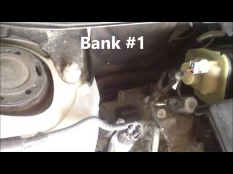 Toyota RAV4 V6 Bank #1 vs Bank #2 Oxygen Sensors  YouTube