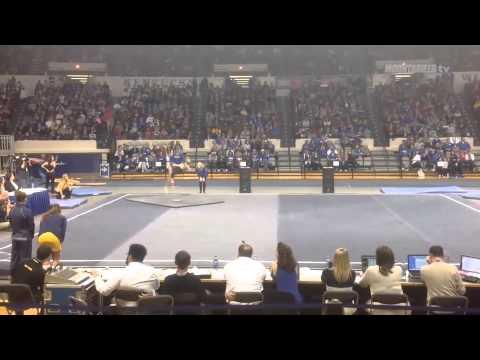 kentucky gymnastics state meet 2014