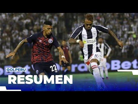 Alianza Lima Deportivo Municipal Match Highlights