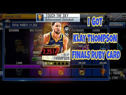 klay-thompson-finals-ruby-card-reward-on-domination-events---nba2k-mobile