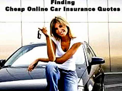 Online Quote For Car Insurance