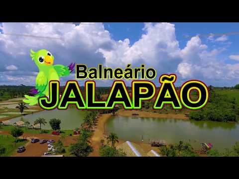 VÍDEO: Confira Balneário Jalapão em Porto Velho