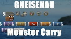 Gneisenau - Monster Carry