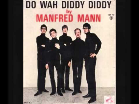 Manfred Mann - Do Wah Diddy Diddy - 1964 45rpm - YouTube