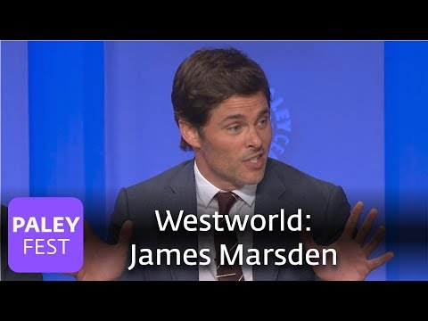 Westworld - James Marsden on Playing Teddy