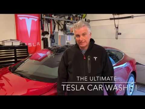 Foam Cannon | Tesla Motors Club