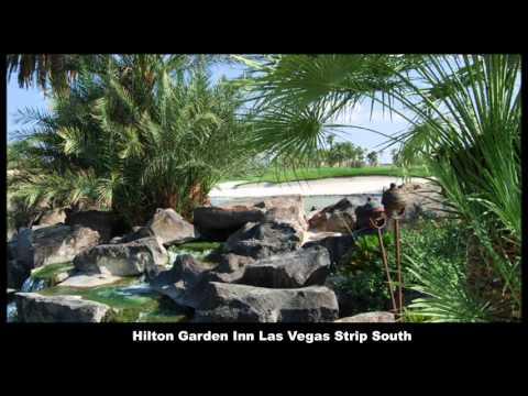 Hilton Garden Inn Las Vegas Strip South - YouTube