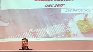 Fun for 2017 Company Annual Closure meeting