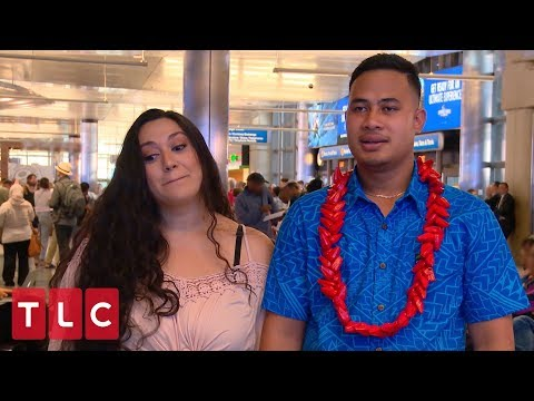 Asuelu Shows The World His Love For Kalani | 90 Day Fiancé