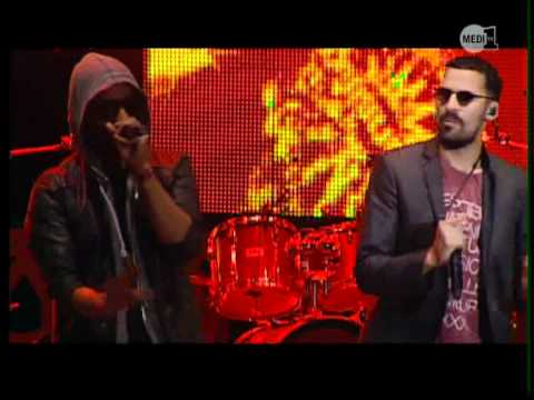 Outlandish live in Morocco Mawazine Festival 2012 HD