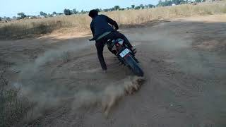 stunts by ktm rc 200