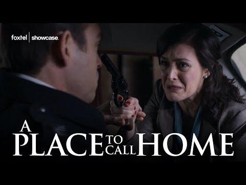A Place To Call Home | Season 4 Episode 11 Clip: Regina & Sgt. Taylor