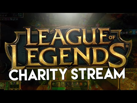 Gamers for Giving Charity Stream! (League of Legends Bronze Fun)