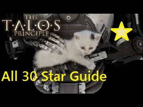 The Talos Principle - All Hidden Stars Video Guide