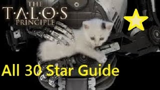 The Talos Principle - All Hidden Stars Video Guide
