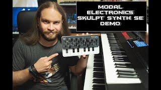 Modal Electronics Skulpt Synth Se | No Talking |
