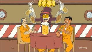 Superjail! - Party Bar