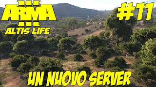 Altis Life (Arma III) - Gameplay ITA - Un nuovo server ! #12