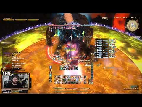 FFXIV: Titan Woken, We Dead