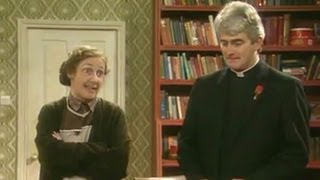 "Feckin Mrs Doyle | Father Ted - ""And God Created Woman"" (1995)"