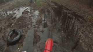 dirt bike mud day