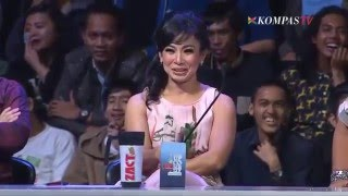 Download Video David: Tukang Ojeg Banyak Gaya (SUCI 4 Show 13) MP3 3GP MP4
