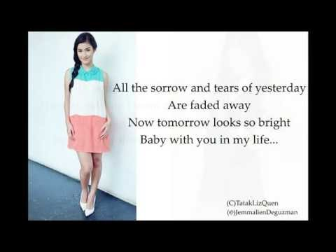 With You In My Life by Liza Soberano