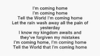 Repeat youtube video I'm Coming Home- P Diddy With Lyrics