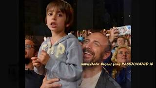 Halit Ergenc....Happy father's day... by Berguzar ''...baba .....Ayy....maşallah !!!''