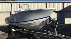 2008 Regulator 23 Classic Center Console Boat For Sale Jacksonville Florida