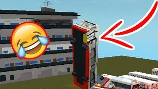 GLITCHING BUSES ON ROBLOX?!