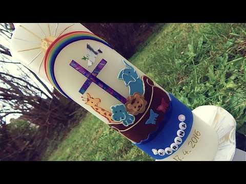 Taufkerzen Kommunionkerzen Christening and Baptism Candles Shop Collection 2018